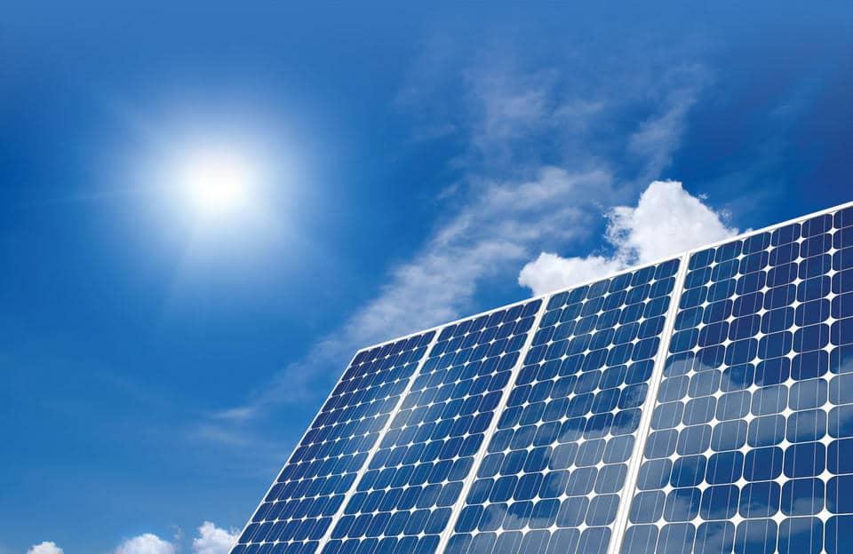 solarny panel