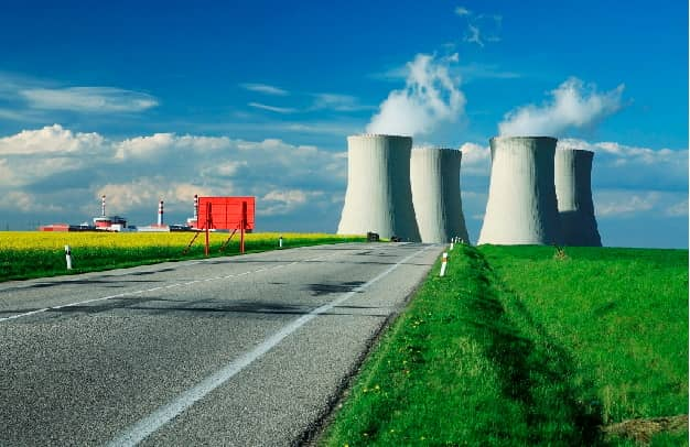 nukleárne reaktory IV. generácie