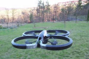 Najlepší nápad: IrCopter zistí, kde vznikajú úniky tepla