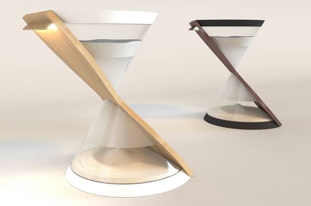 HourglassLamp
