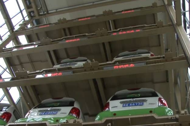 Kandi roboticke garaze