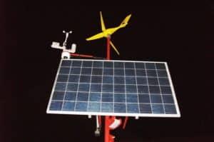 e-Slnecnica - inteligentný robot sa dobíja z obnoviteľných zdrojov energie