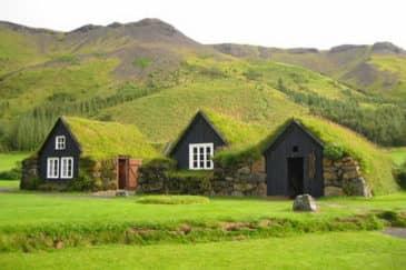 Zelená architektúra vo svojom doslovnom prevedení