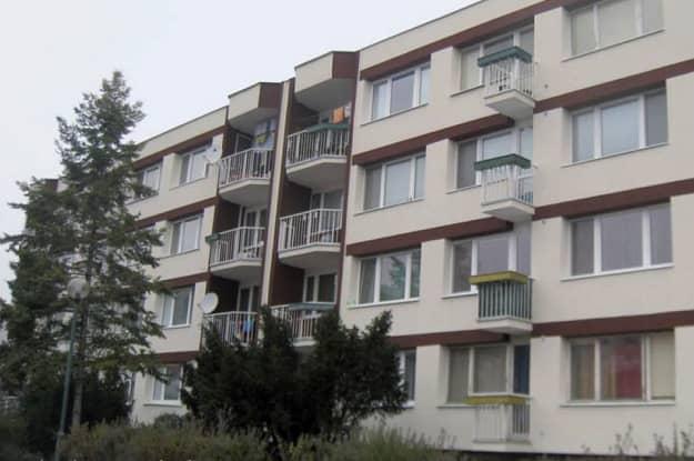 Panelový dom na Estónskej ulici