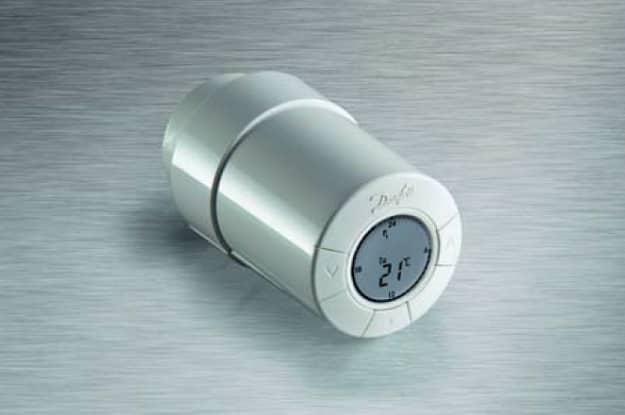 termostaticka hlavica Danfoss