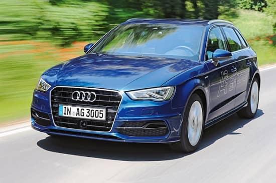 Audi A3 g tron