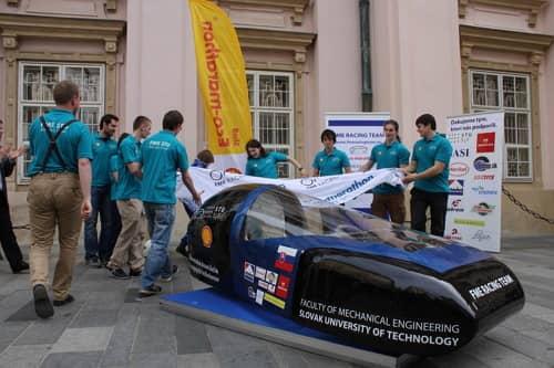 FME racing team - náš zástupca na Shell Eco-marathon 2014