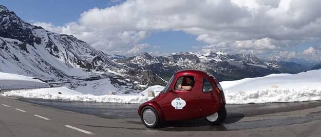 Na rallye elektromobilov WAVE 2014 si môžete vychutnať najrôznejšie podoby elektromobility.
