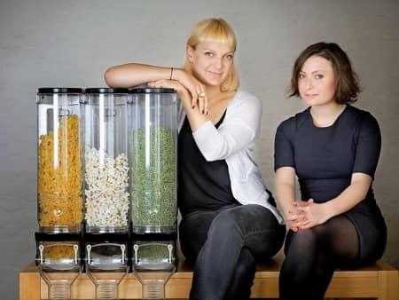 Supermarket bez obalov rozbiehajú dve podnikateľky.