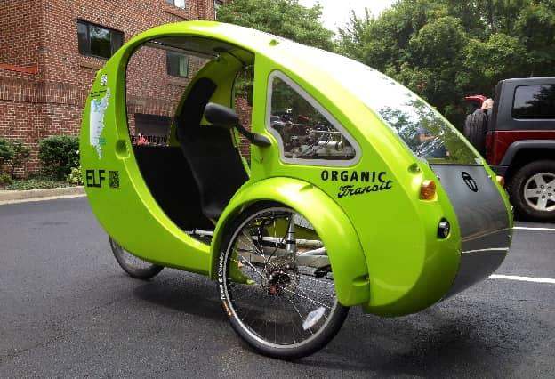 auomibil bicykel