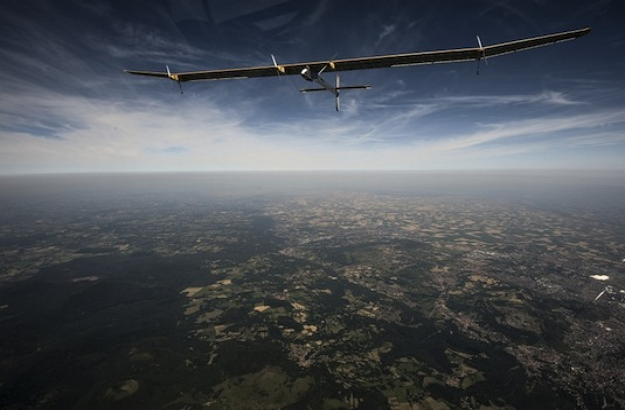 solárne lietadlo