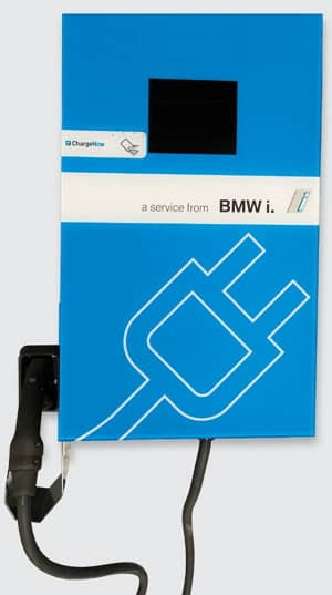 Nabíjacia stanica BMW i DC Fast Charger