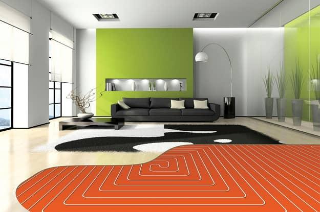 podlahove chladenie