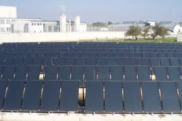 fotovoltaické kolektory, Želiezovce