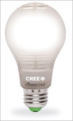 Smart LED žiarovky Cree Connected, ktoré sa môžu stať cenovo zaujímavou náhradou klasických žiaroviek.