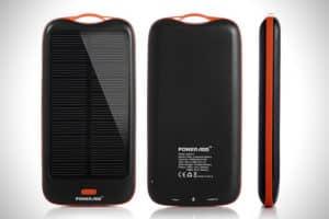 prenosný solárny panel