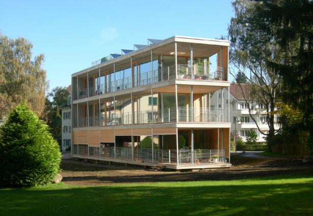 pasívne domy