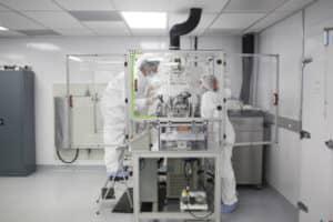 lítium-iónová batéria