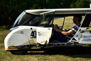 solárny automobil