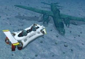 elektrická ponorka