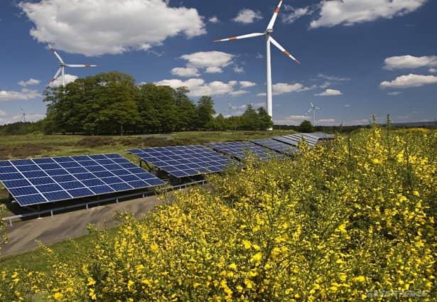 globálny prechod na čistú energiu