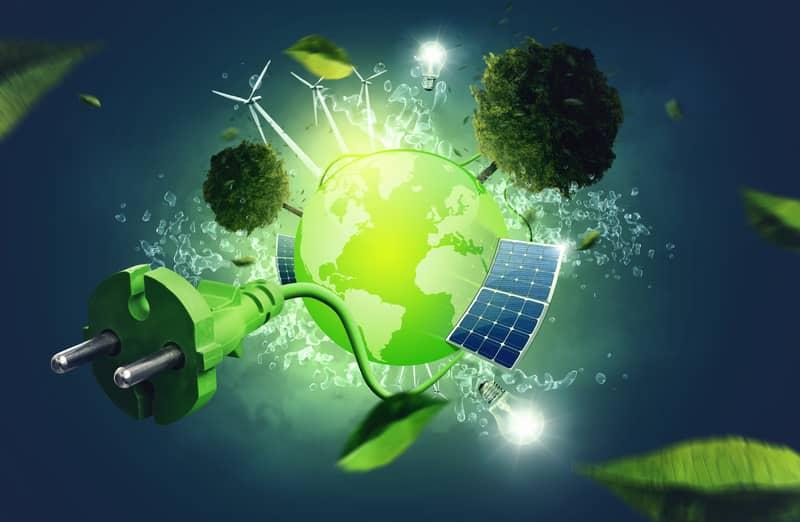 energetický priemysel