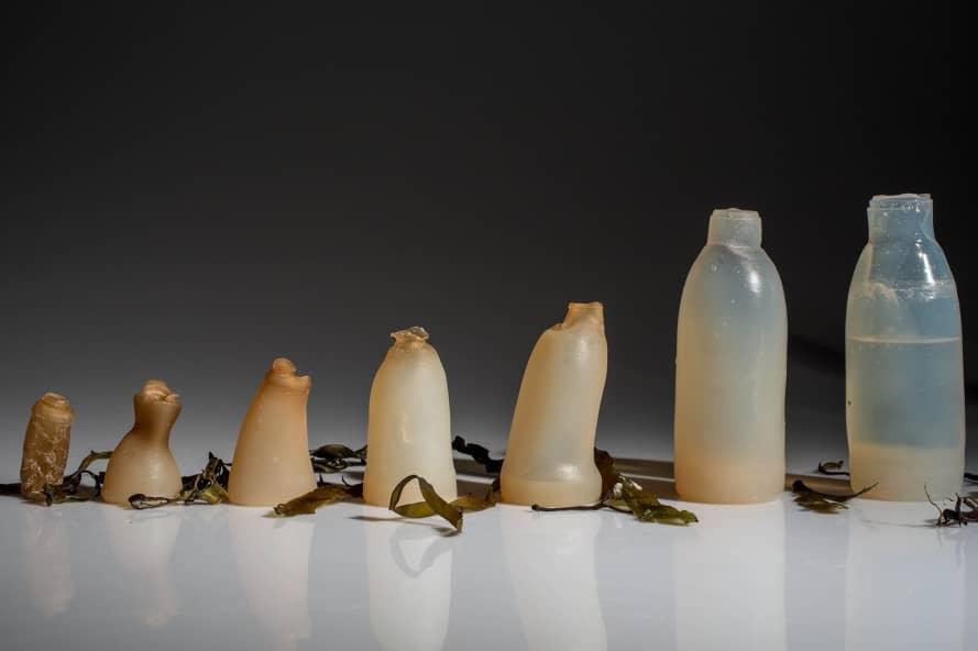 ekologická fľaša