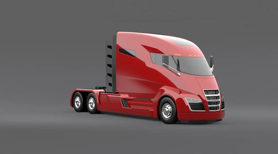 nákladný automobil