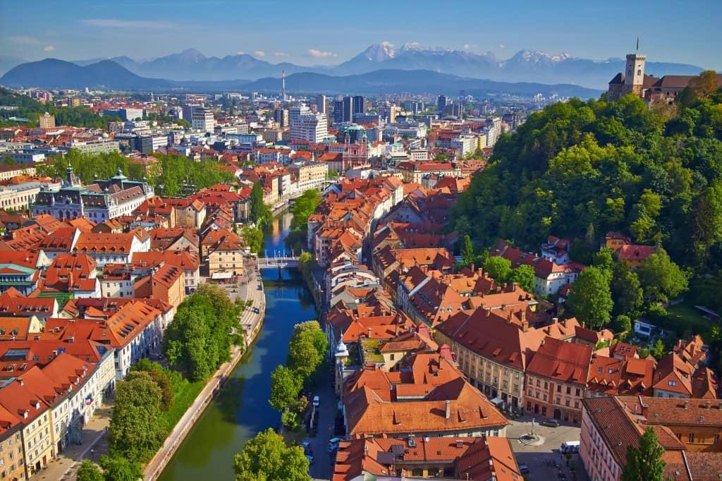 zelené mesto