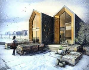 ekologické domy
