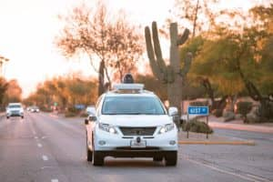 autonómne vozidlá