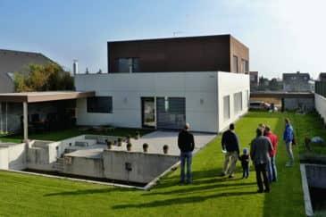 rodinné domy s takmer nulovou potrebou energie