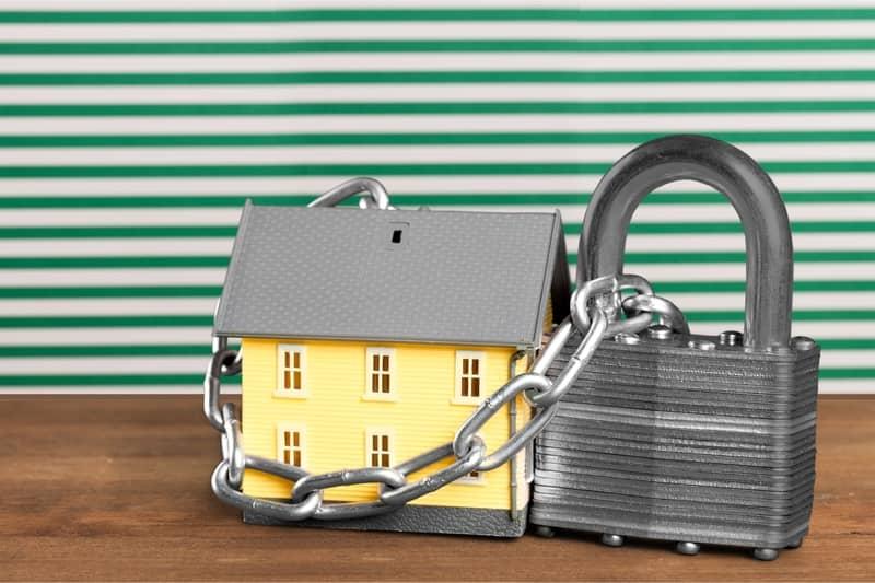 bezpečný domov