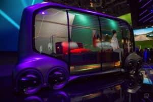 autonómne vozidlo