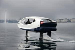vodné auto
