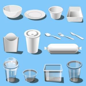 plastové produkty