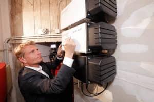 batérie na skladovanie energie