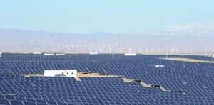 solárne farmy