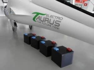 elektrické lietadlá