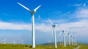 veterné elektrárne
