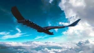 vodíkovo-elektrické lietadlo