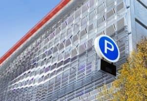 parkovací dom