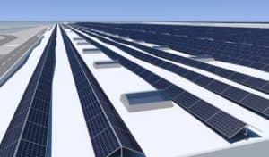 solárna elektráreň