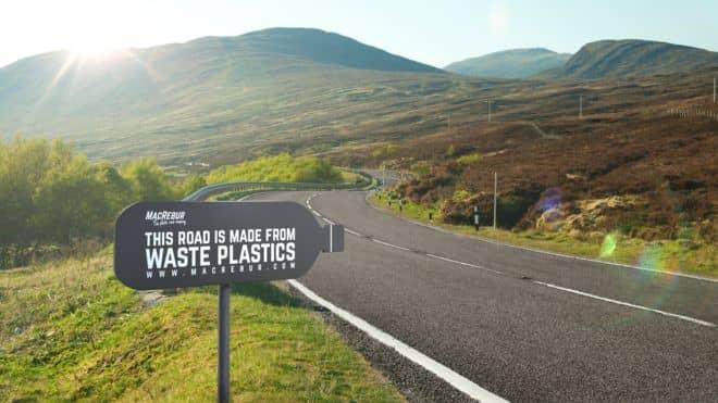 plastové cesty