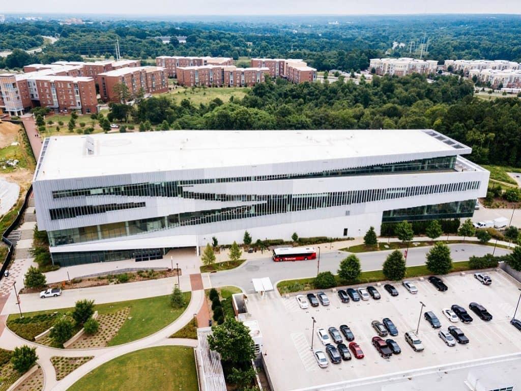 Verejná knižnica vSevernej Karolíne ukazuje, ako môže vyzerať budúcnosť knižníc