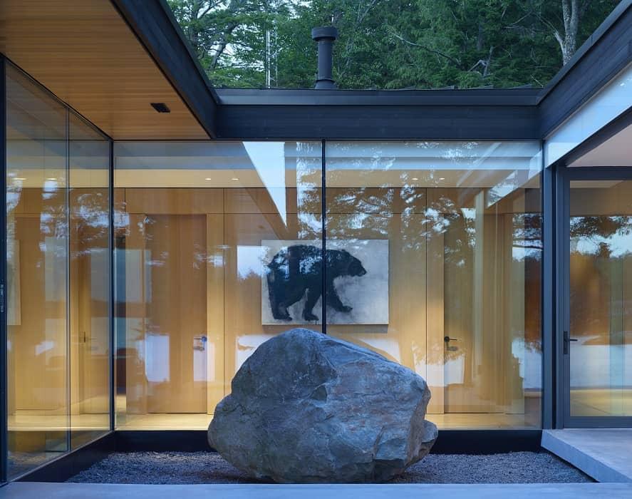 pasívny solárny dom