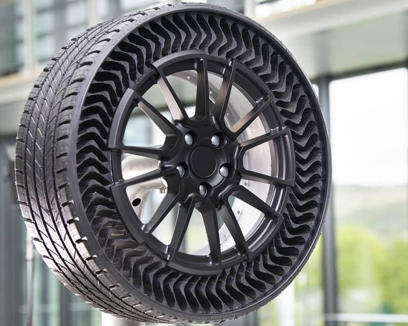 pneumatiky bez vzduchu
