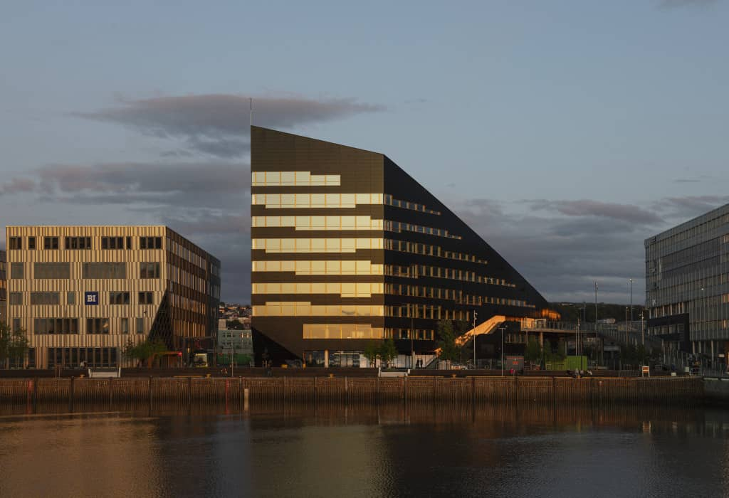 energeticky efektívna budova