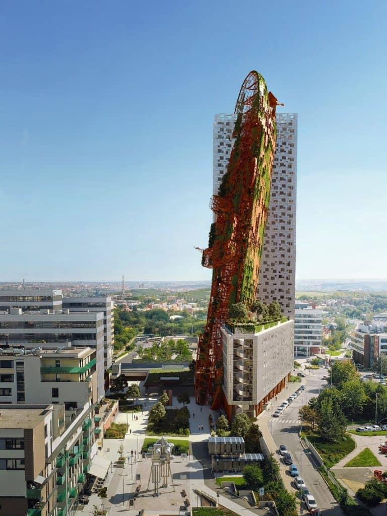 najvyššia budova