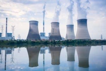 uhoľné elektrárne